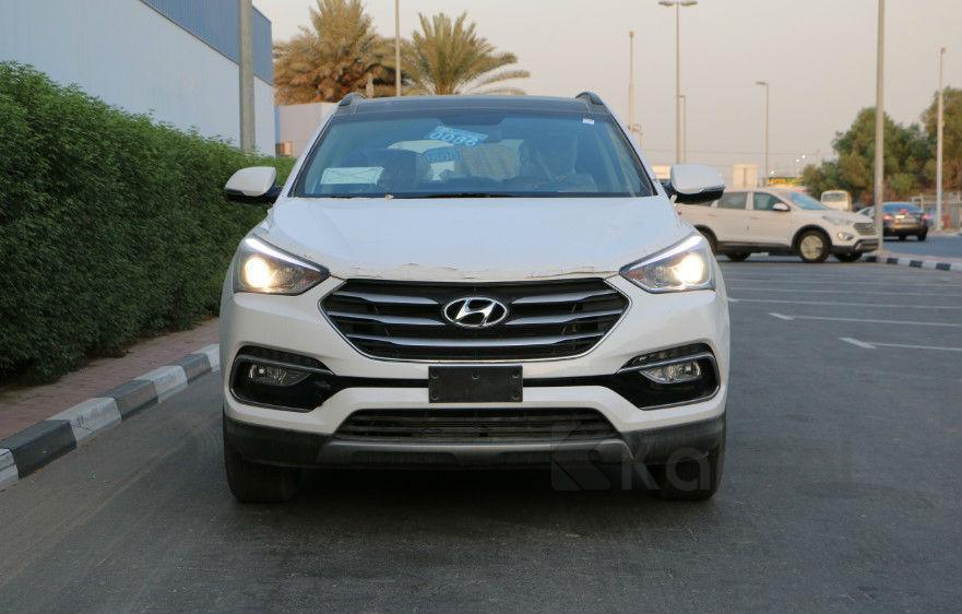 Hyundai Santa Fe kargal 1