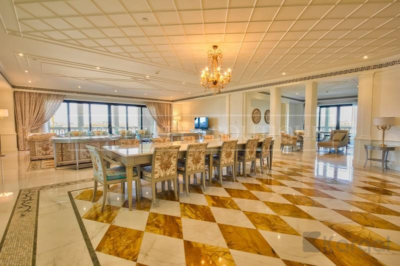 Exclusive 4 Bedroom Furnished Penthouse Palazzo Versace - Image 1
