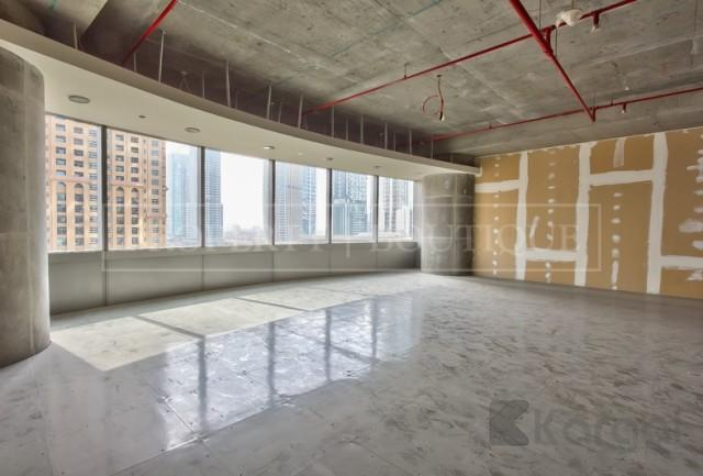 Shell and Core Office in Silver Tower, JLT - Image 2