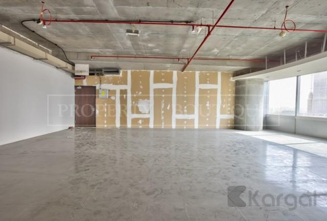 Shell and Core Office in Silver Tower, JLT - Image 4