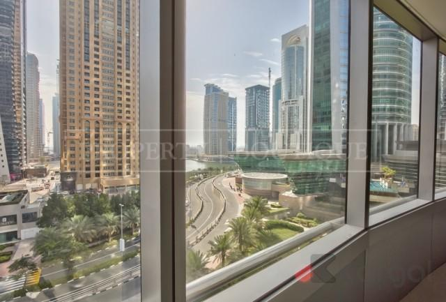 Shell and Core Office in Silver Tower, JLT - Image 6