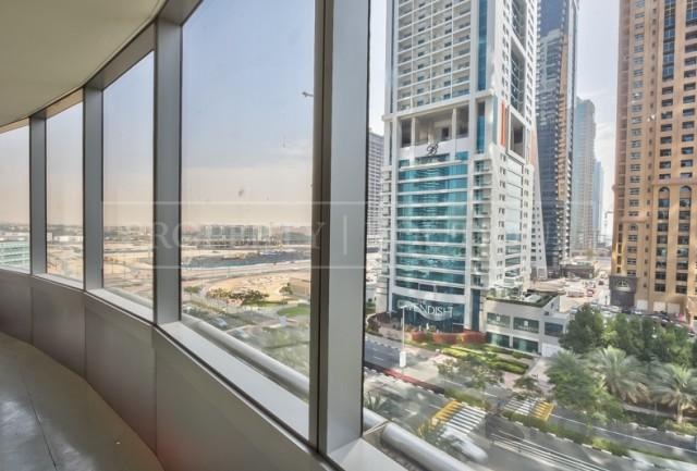 Shell and Core Office in Silver Tower, JLT - Image 7