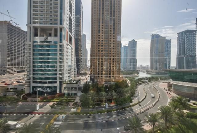 Shell and Core Office in Silver Tower, JLT - Image 8