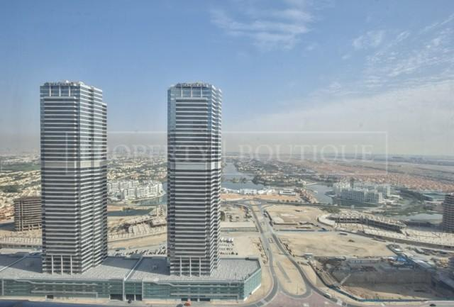 Shell and Core Office in Silver Tower, JLT - Image 9