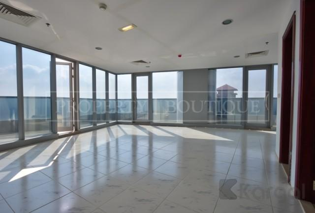 Fitted Office with Pantry and Toilet, Platinum Tower - Image 1