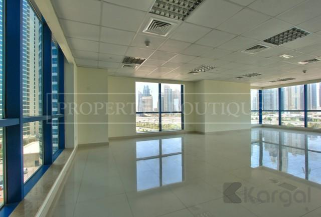 Amazing Views Fitted Office Space in Jumeirah Bay X3 - Image 7