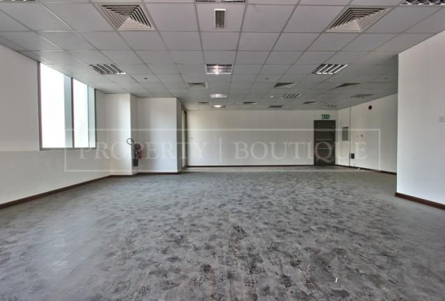 High floor Fitted Office with Pool and Gym - Image 1