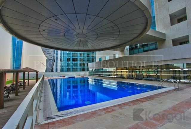 High floor Fitted Office with Pool and Gym - Image 4
