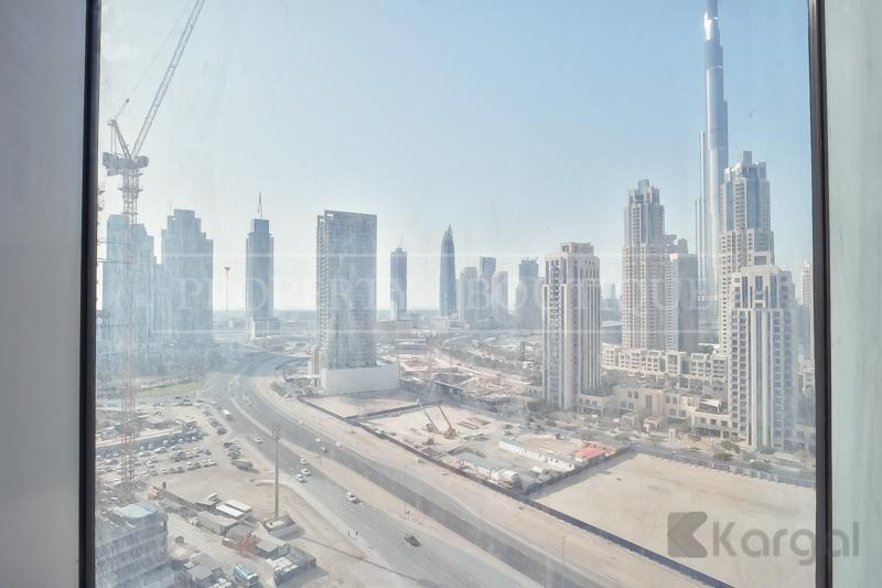 Shell and Core Office with Views of Burj Khalifa - Image 7