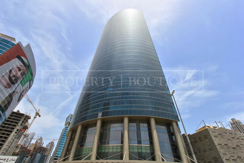 Shell and Core Office with Views of Burj Khalifa - Image 8