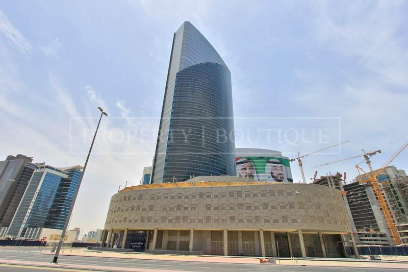 Shell and Core Office with Views of Burj Khalifa - Image 9