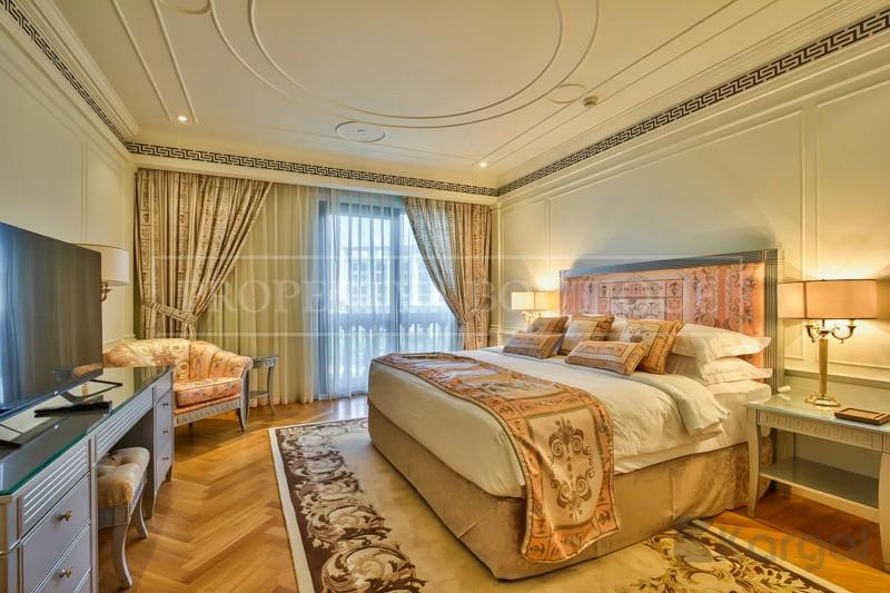 Exclusive 4 Bedroom Furnished Penthouse Palazzo Versace - Image 4