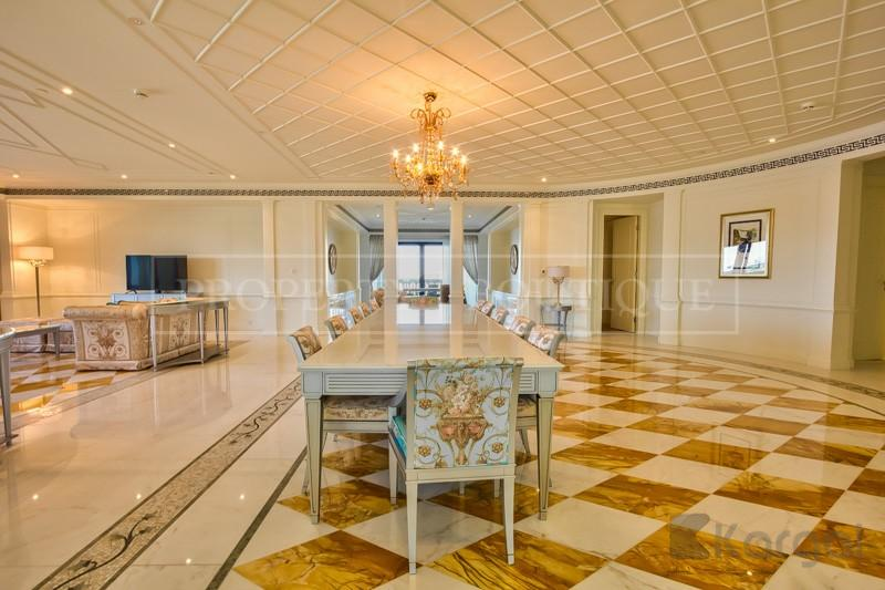Exclusive 4 Bedroom Furnished Penthouse Palazzo Versace - Image 2