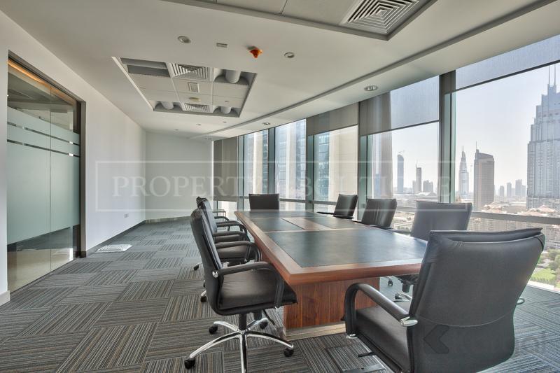 Impressive fully furnished Half Floor Office, DIFC - Image 6
