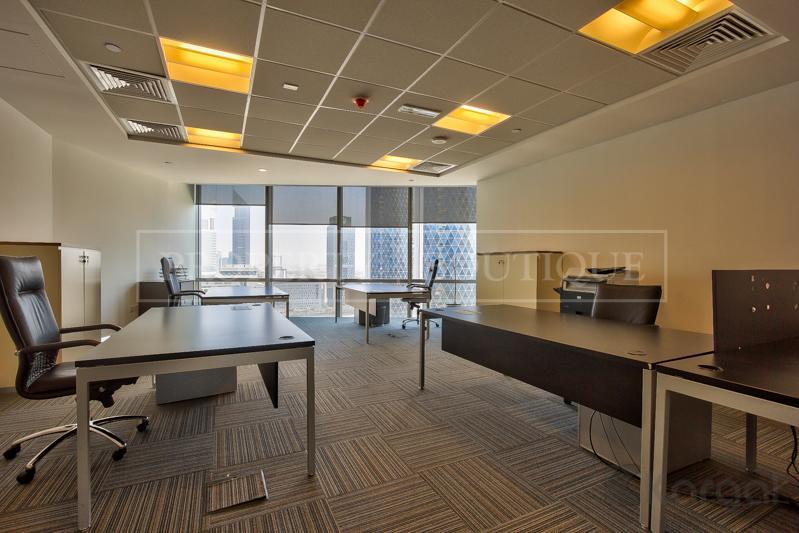 Impressive fully furnished Half Floor Office, DIFC - Image 7