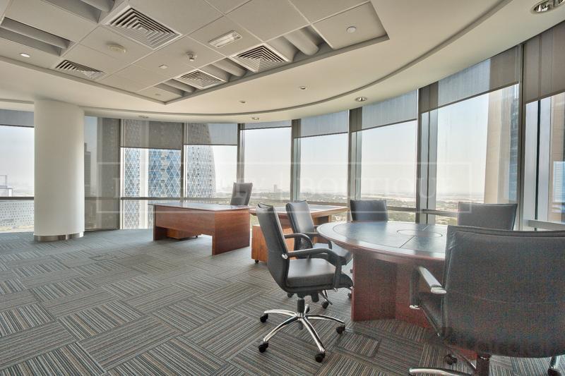 Impressive fully furnished Half Floor Office, DIFC - Image 8