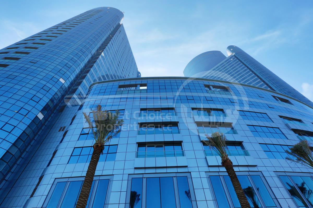 1BR - 2BR - 3BR Apartment - Abu Dhabi - UAE - Al Reem Island - City of Lights - C2 Building - C3 Building - Outside View (10).JPG