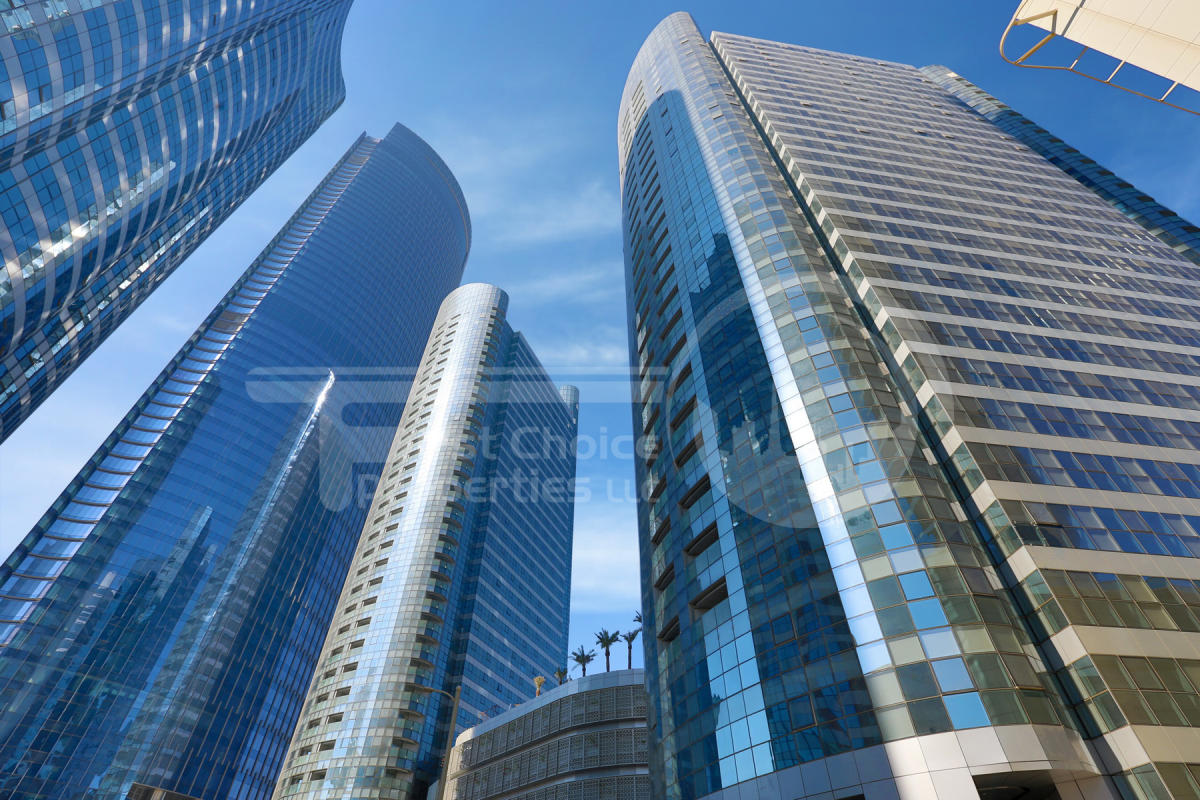 1BR - 2BR - 3BR Apartment - Abu Dhabi - UAE - Al Reem Island - City of Lights - C2 Building - C3 Building - Outside View (18).JPG