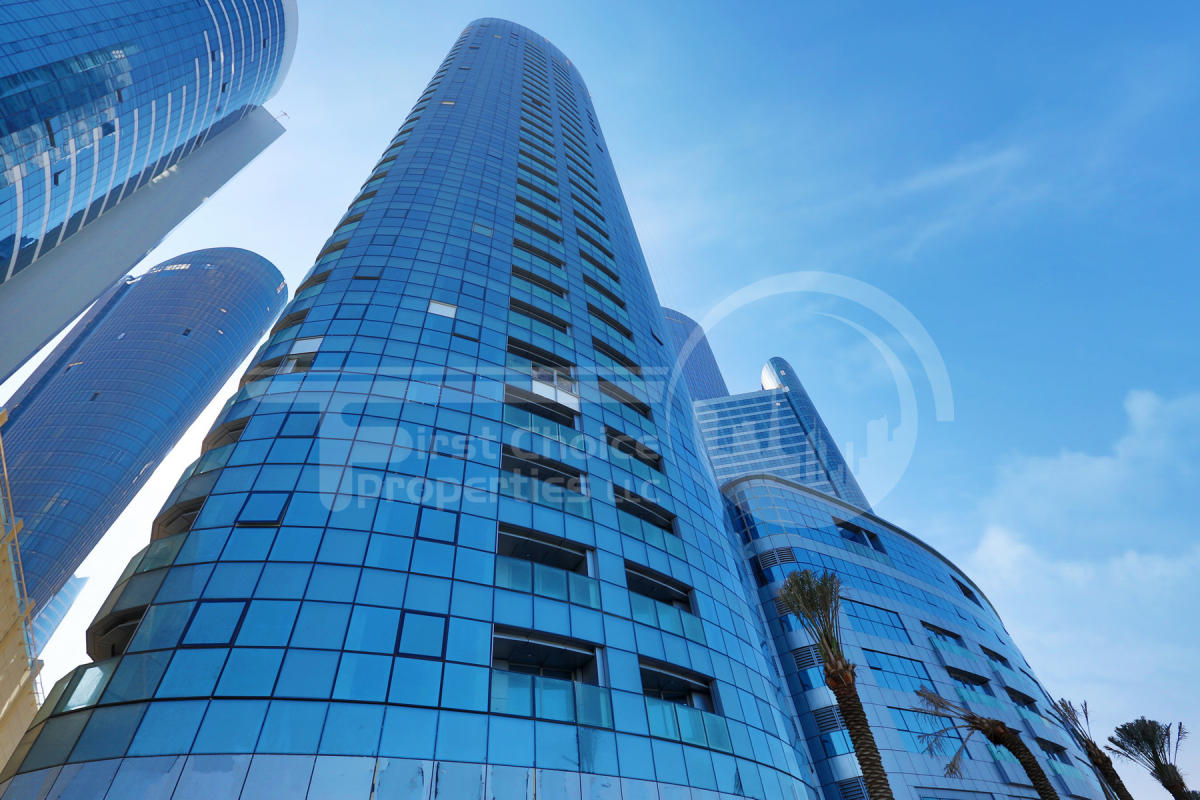 1BR - 2BR - 3BR Apartment - Abu Dhabi - UAE - Al Reem Island - City of Lights - C2 Building - C3 Building - Outside View (6).JPG