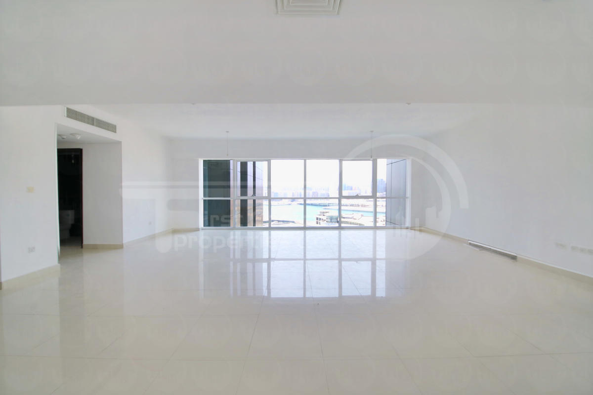3+1 Bedroom Apartment - Abu Dhabi - UAE - Al Durrah Tower - Al Reem Island (5).JPG