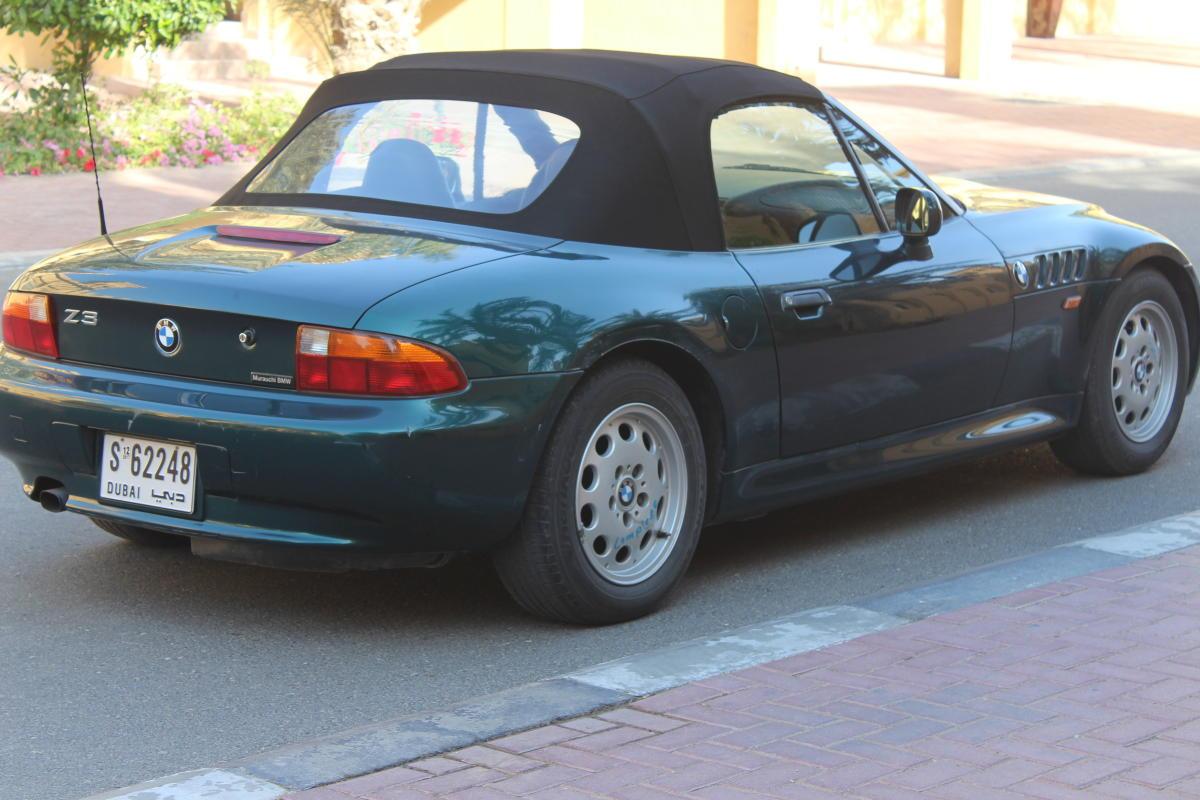 BMWZ3 1997 model clean car - Image 2