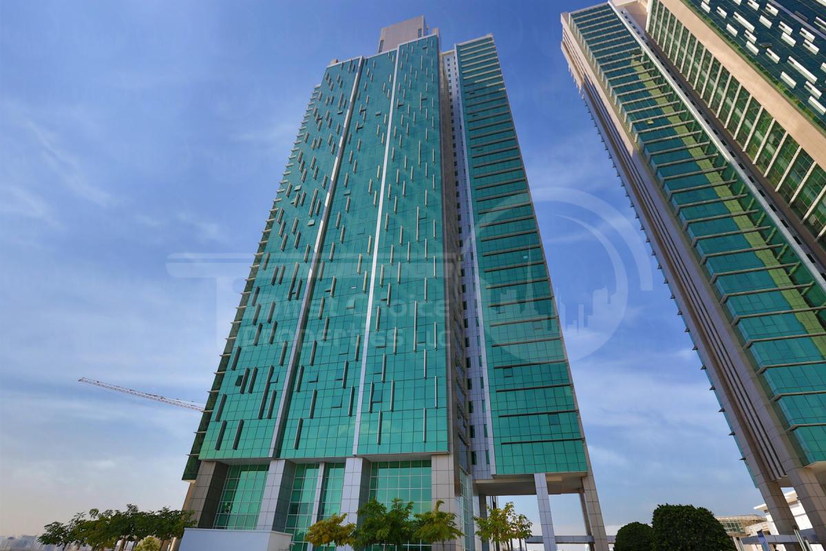 Studio - 1BR - 2BR - 3BR - 4BR Apartment - Abu Dhabi - UAE - Al Reem Island - Al Durrah Tower - Outside View.JPG