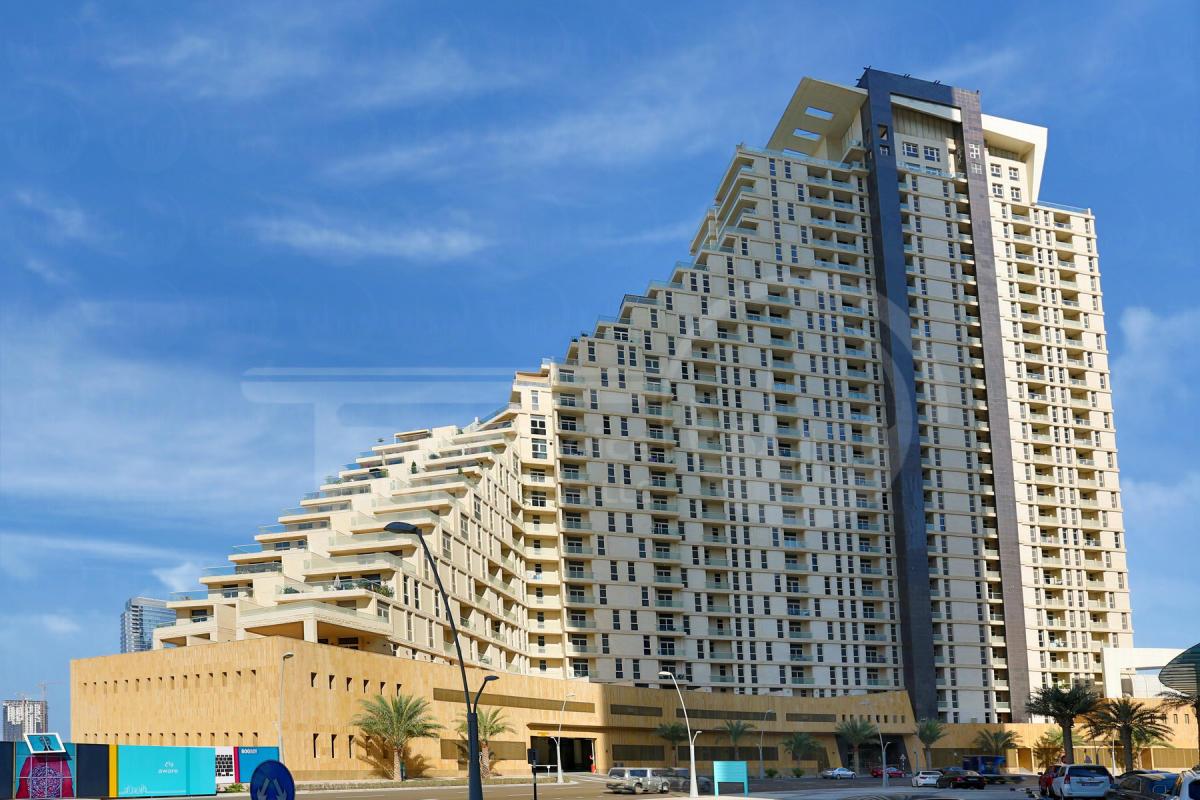 Studio - 1BR - 2BR - 3BR - 4BR Apartment - Abu Dhabi - UAE - Al Reem Island - Mangrove Place - Outside View (13).JPG