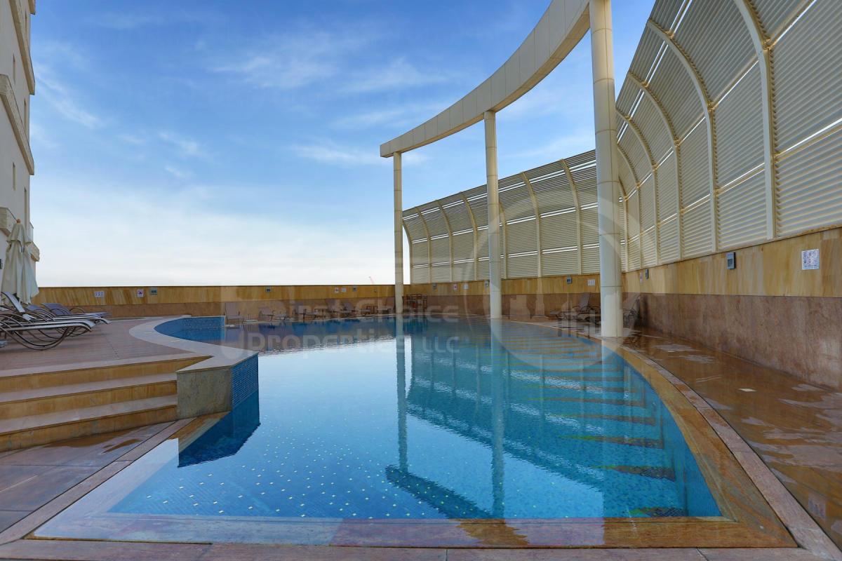Studio - 1BR - 2BR - 3BR - 4BR Apartment - Abu Dhabi - UAE - Al Reem Island - Mangrove Place - Outside View (17).JPG