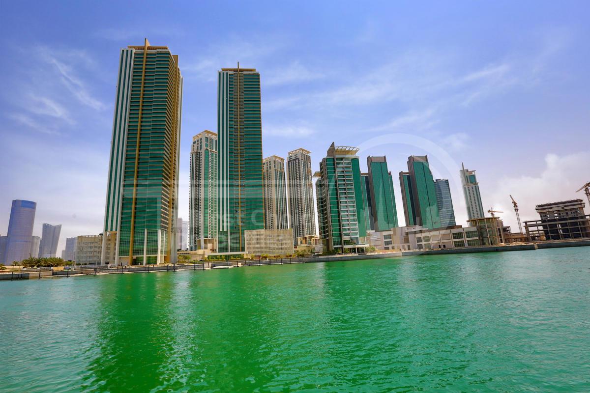 Studio - 1BR - 2BR - 3BR - 4BR Apartment - Abu Dhabi - UAE - Al Reem Island - Outside View (4).JPG