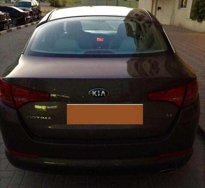 Kia Optima 2014 2.0 - Image 1