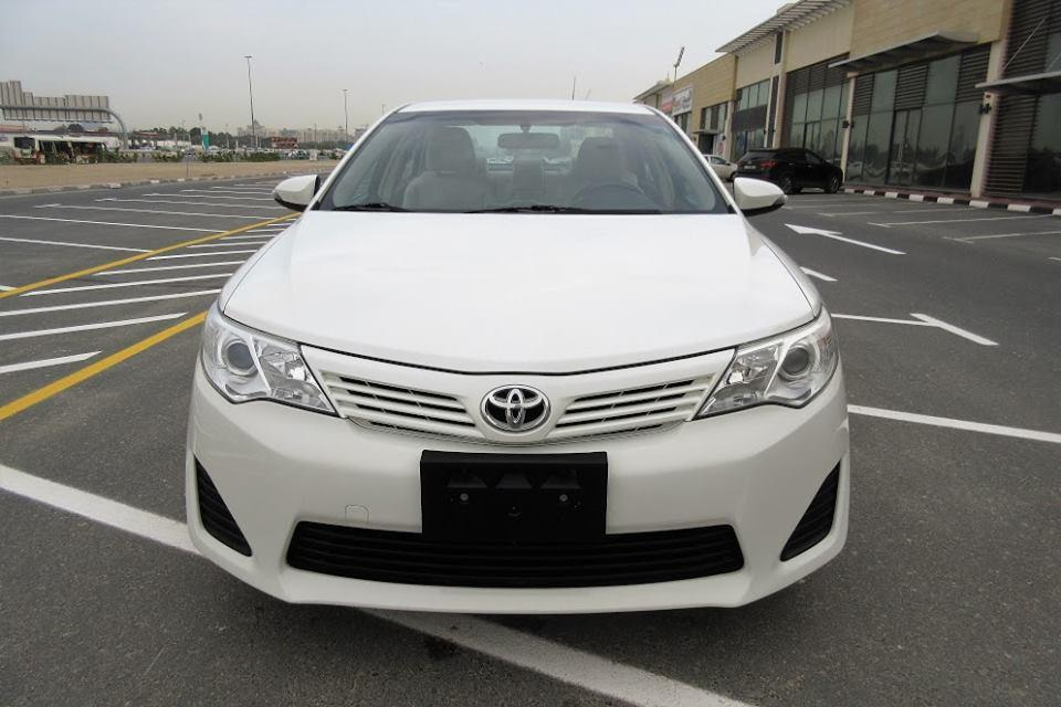 TOYOTA CAMRY 2014 MODEL WITH 100%BANK LOAN WITH OUT DOWN PAYMENT 0561885394 - Image 5