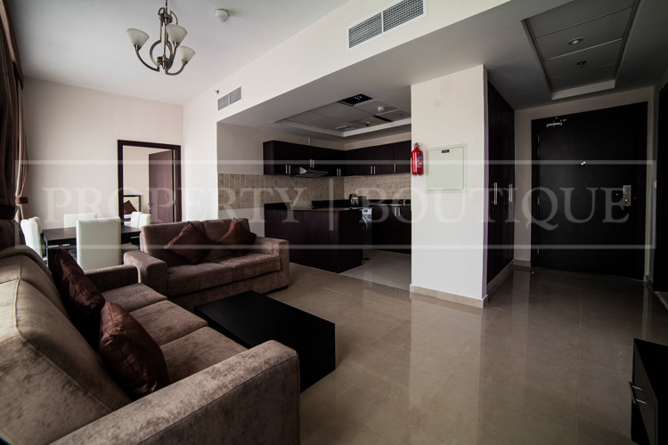 AED 6K/month | Serviced Apartment | Bulk Deals Only - Image 1