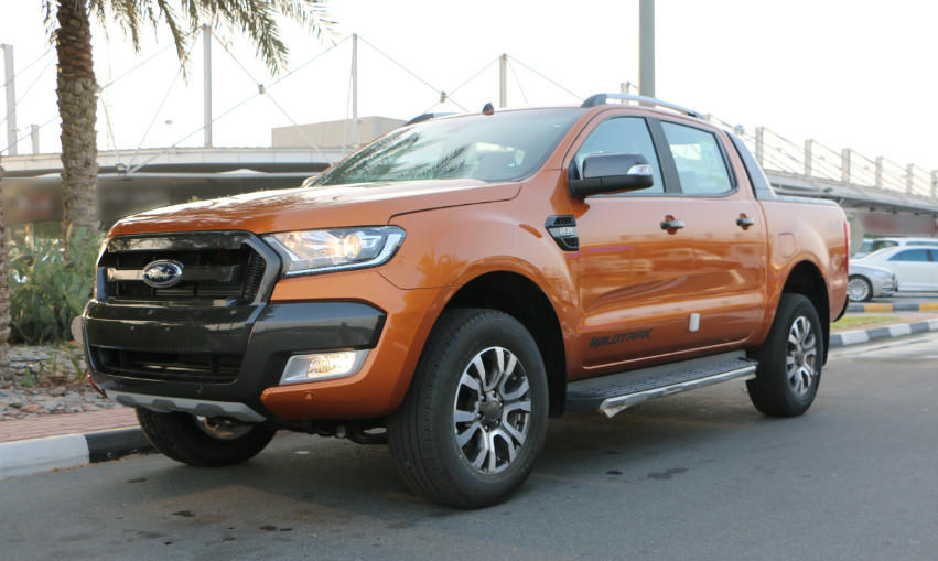 (2017)Ford Ranger Wildtrak 4X4 3.2L Diesel full Option A/T ...