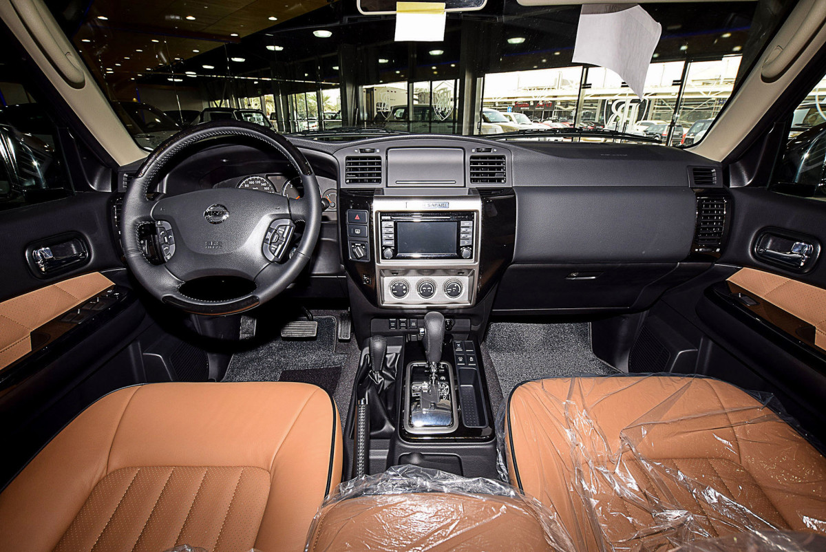 Nissan Patrol Super Safari GCC / 2017- Zero KM – Kargal ...