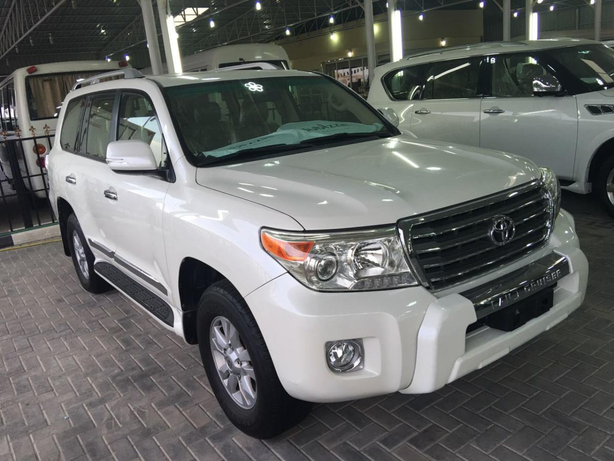 Kelebihan Kekurangan Toyota Land Cruiser 2012 Perbandingan Harga