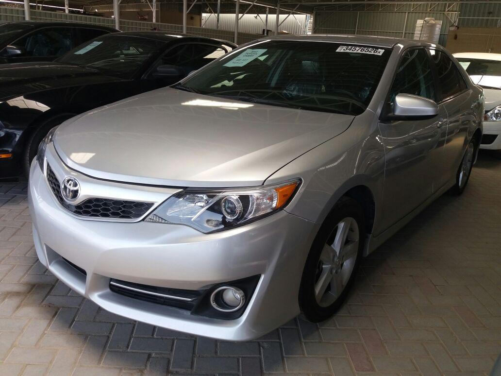 Toyota Camry - akil Motoes
