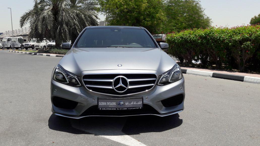 Mercedes Benz E350 Mag V6 10 Jpeg Kargal Uae