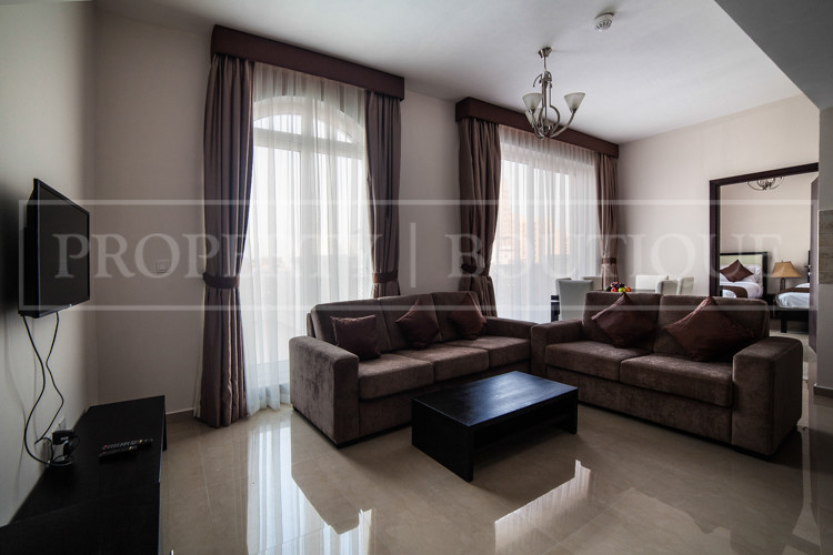 AED 6K/month | Serviced Apartment | Bulk Deals Only - Image 2