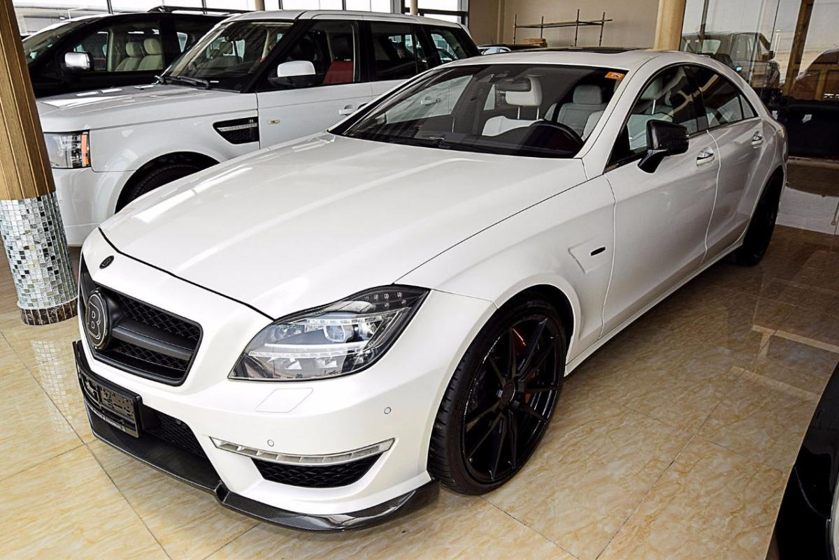 Mercedes benz cls 63 2012 gcc spec price 167000 kargal for Mercedes benz cls 2012 price