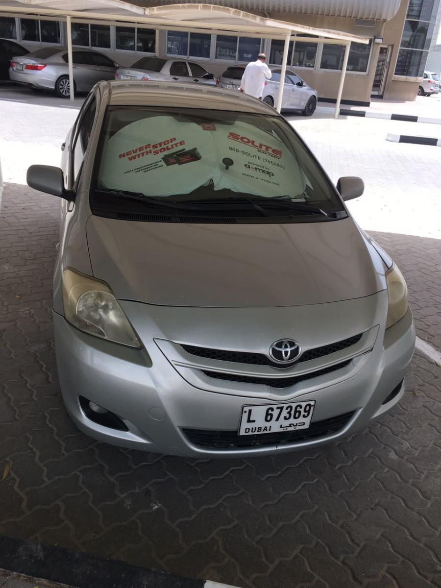 Toyota Yaris 2007 Gcc Specification Accident Free Kargal