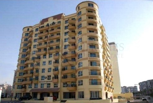 Studio for Sale in Global Green View II-International City - Image 4