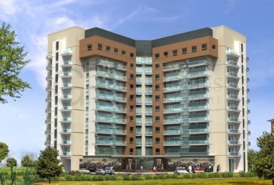 Studio for Sale in Global Green View II-International City - Image 1