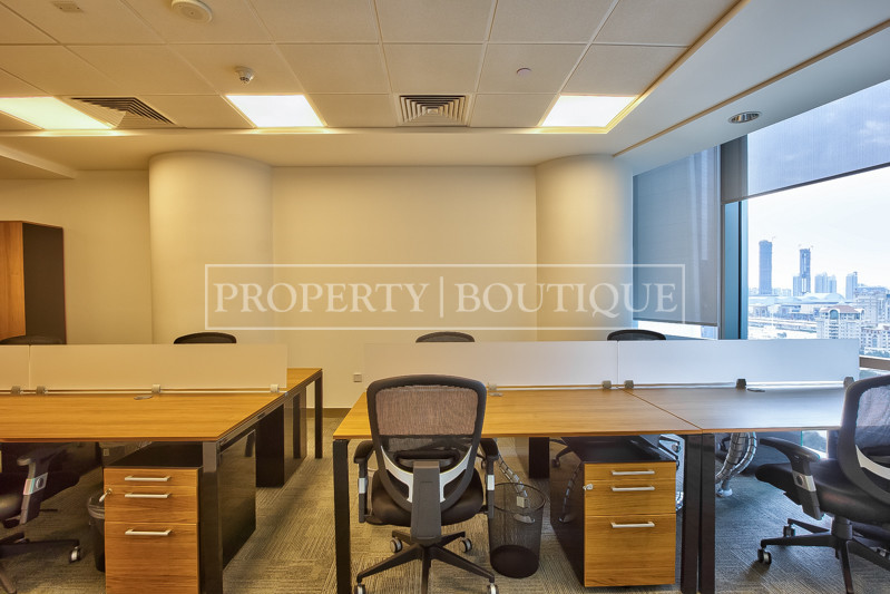 Fully Furnished Office   EFT North DIFC - Image 3
