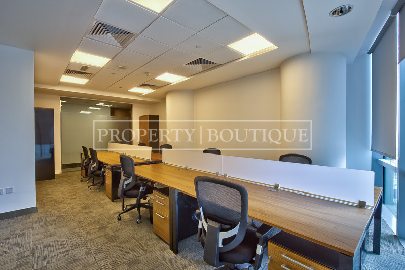 Fully Furnished Office   EFT North DIFC - Image 4