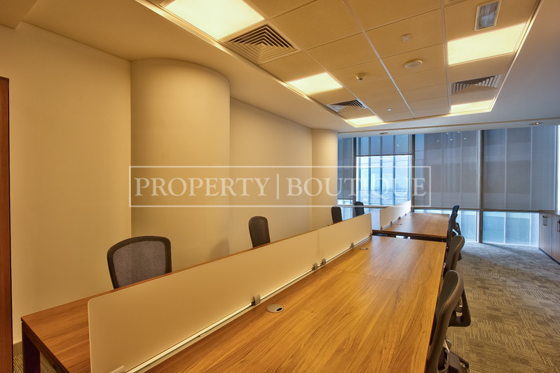 Fully Furnished Office   EFT North DIFC - Image 1