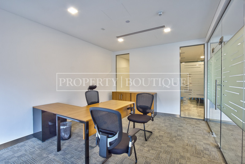 Fully Furnished Office   EFT North DIFC - Image 7