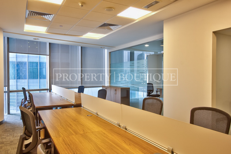 Fully Furnished Office   EFT North DIFC - Image 2