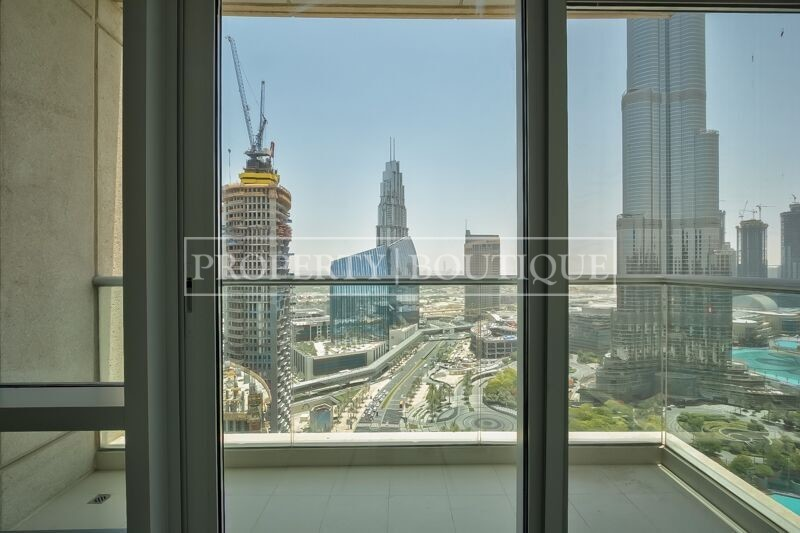 Full Burj Khalifa and Fountain view | 2 Bed - Image 6