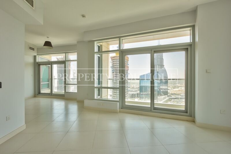 Full Burj Khalifa and Fountain view | 2 Bed - Image 1