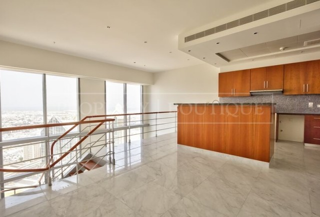 Vacant High Floor 3Bed Duplex, Central Park Tower - Image 1